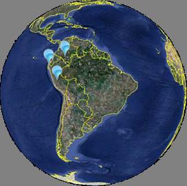 Peru,Colombia,Ecuador