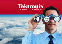 Tektronix Comms